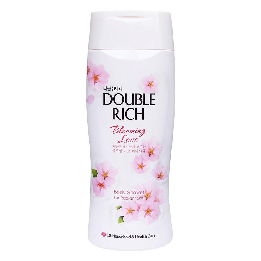 Sữa Tắm Hoa Anh Đào Double Rich Blooming Love Chai (200g) - 1090399 , 5280033254150 , 62_4049159 , 44000 , Sua-Tam-Hoa-Anh-Dao-Double-Rich-Blooming-Love-Chai-200g-62_4049159 , tiki.vn , Sữa Tắm Hoa Anh Đào Double Rich Blooming Love Chai (200g)