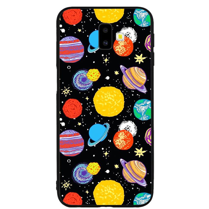 Ốp lưng nhựa cứng viền dẻo TPU cho điện thoại Samsung Galaxy J6 Plus - Galaxy 03