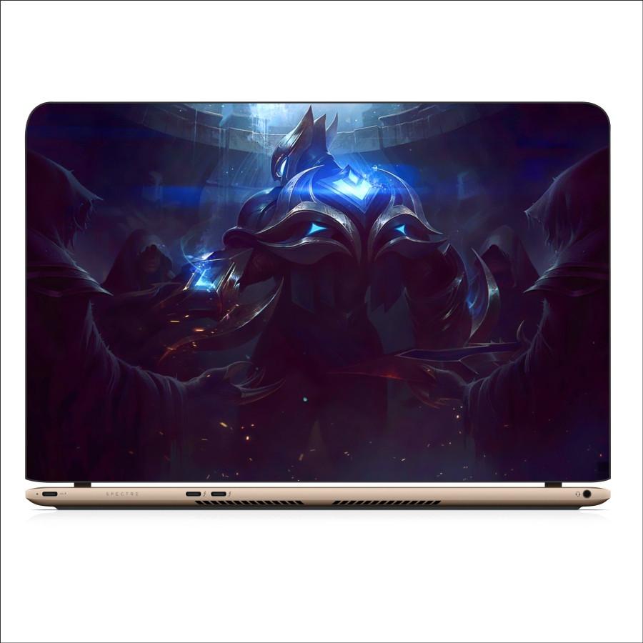 Miếng Dán Skin In Decal Dành Cho Laptop -  Zed LMHT 4