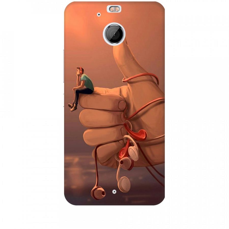Ốp lưng dành cho điện thoại HTC 10 EVO Cô Đơn Mình Anh