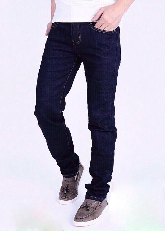 Quần Jean Nam ống côn xanh đen VNXK mẫu mới 2018 - 1039673 , 8753348091118 , 62_12245989 , 300000 , Quan-Jean-Nam-ong-con-xanh-den-VNXK-mau-moi-2018-62_12245989 , tiki.vn , Quần Jean Nam ống côn xanh đen VNXK mẫu mới 2018