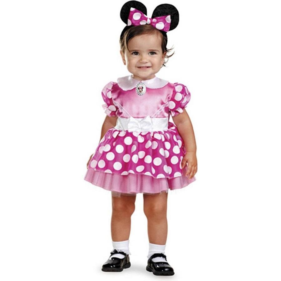 Bộ Váy Hóa Trang Minnie Mouse 12 – 18 M - 41982W