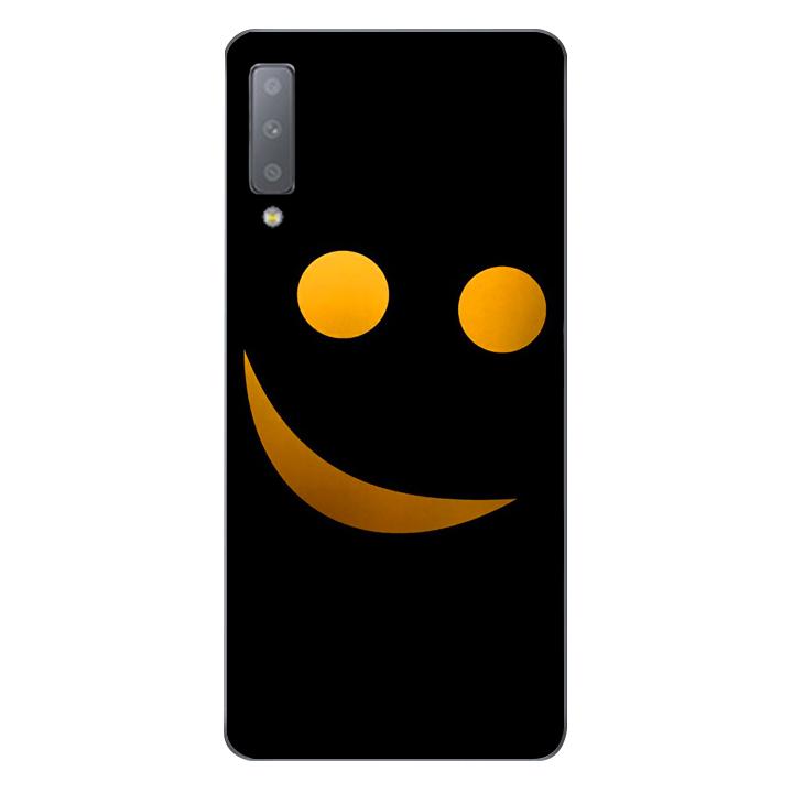 Ốp lưng dẻo cho điện thoại Samsung Galaxy A7 2018_Smile 03 - 1731158 , 3697507380499 , 62_12087373 , 200000 , Op-lung-deo-cho-dien-thoai-Samsung-Galaxy-A7-2018_Smile-03-62_12087373 , tiki.vn , Ốp lưng dẻo cho điện thoại Samsung Galaxy A7 2018_Smile 03