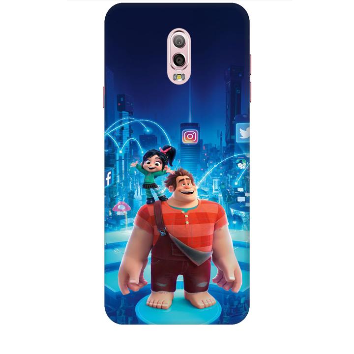 Ốp lưng dành cho điện thoại  SAMSUNG GALAXY J7 PLUS hình Big Hero Mẫu 01 - 1785187 , 2013092609622 , 62_13103164 , 150000 , Op-lung-danh-cho-dien-thoai-SAMSUNG-GALAXY-J7-PLUS-hinh-Big-Hero-Mau-01-62_13103164 , tiki.vn , Ốp lưng dành cho điện thoại  SAMSUNG GALAXY J7 PLUS hình Big Hero Mẫu 01