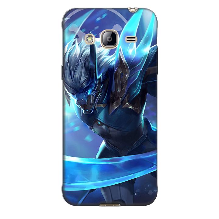 Ốp lưng nhựa cứng nhám dành cho Samsung Galaxy J3 in hình Nakroth Khieu Chien AIC