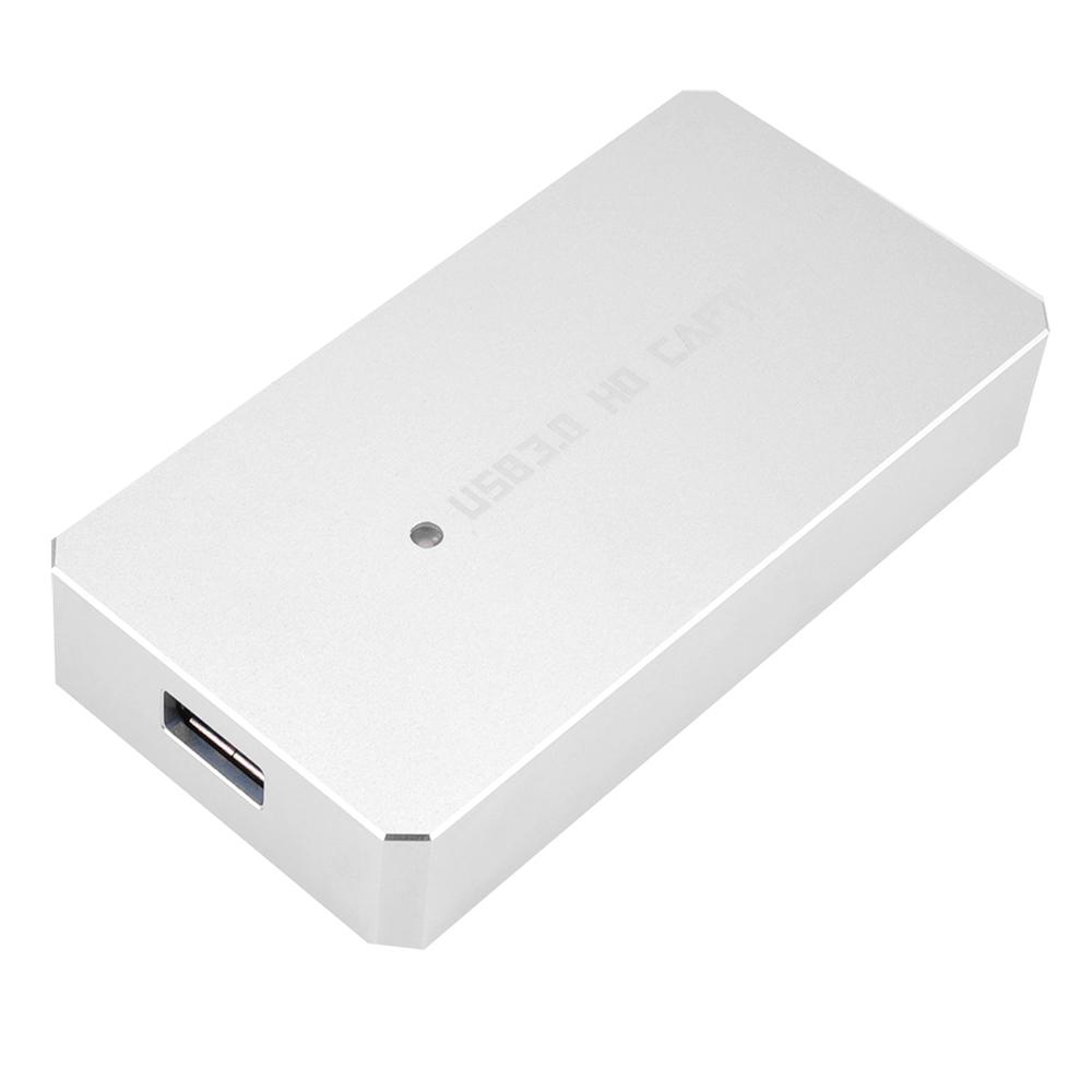 Máy Ghi Hình Trò Chơi USB 3.0 EZCAP 287P Cho Xbox One/PS3/PS4 (HD 1080P)