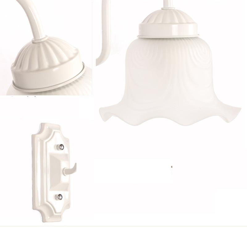 Đèn tường - đèn trang trí - đèn cầu thang, hành lang Tuberose - Tặng kèm bóng led