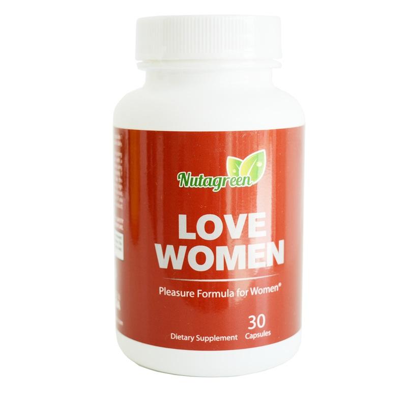 Thực Phẩm Chức Năng Tăng cường sinh lý nữ Love Women