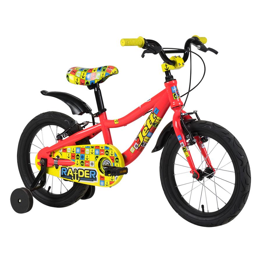 Xe Đạp Trẻ Em Jett Cycles Raider 91-001-16-RED-17 (Đỏ) - 1991807 , 5394097957794 , 62_914586 , 2350000 , Xe-Dap-Tre-Em-Jett-Cycles-Raider-91-001-16-RED-17-Do-62_914586 , tiki.vn , Xe Đạp Trẻ Em Jett Cycles Raider 91-001-16-RED-17 (Đỏ)