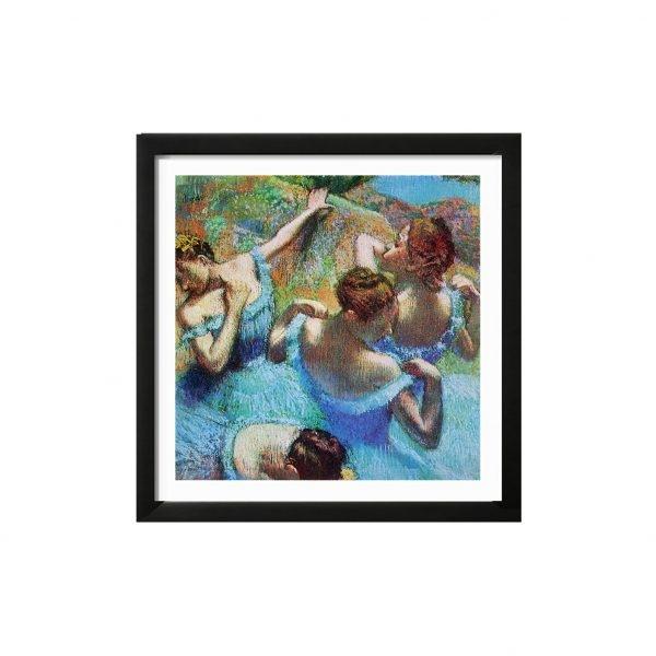 Tranh trang trí in Canvas Những vũ công áo lam (Edgar Degas) - 7605551 , 7643783952161 , 62_11822158 , 436000 , Tranh-trang-tri-in-Canvas-Nhung-vu-cong-ao-lam-Edgar-Degas-62_11822158 , tiki.vn , Tranh trang trí in Canvas Những vũ công áo lam (Edgar Degas)