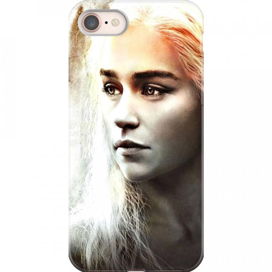 Ốp Lưng Cho Điện Thoại iPhone 7 Game Of Thrones - Mẫu 315