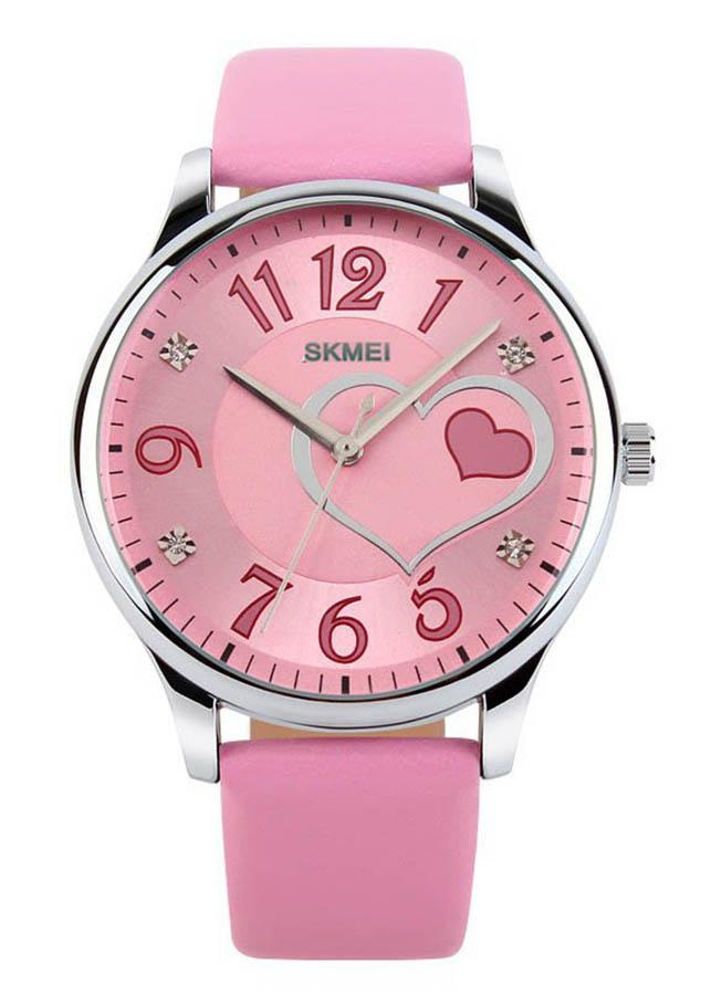 Đồng hồ Nữ dây da SKMEI 9085 - DHA449