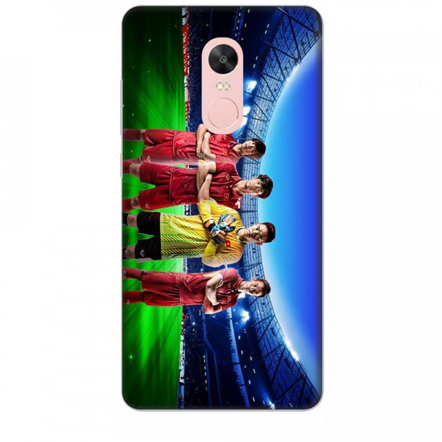 Ốp Lưng Dành Cho Xiaomi Note 4X AFF Cup - Đội Tuyển Việt Nam Mẫu 2