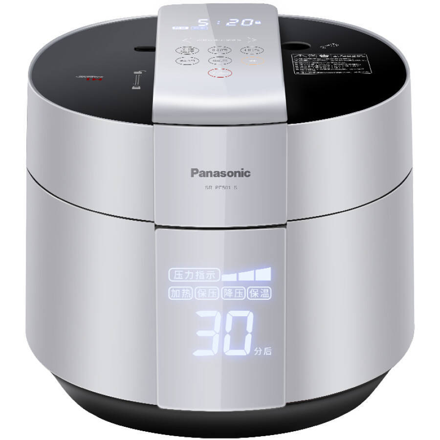 Nồi Cơm Điện Panasonic SR-PE501-S - 1575919 , 6566033735578 , 62_10308147 , 12794000 , Noi-Com-Dien-Panasonic-SR-PE501-S-62_10308147 , tiki.vn , Nồi Cơm Điện Panasonic SR-PE501-S