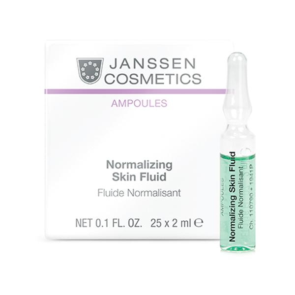 Hộp 25 Ống Tinh Chất Trị Mụn Normalizing Fluid (2ml / Ống) - 1046740 , 9772458951173 , 62_3323197 , 2380000 , Hop-25-Ong-Tinh-Chat-Tri-Mun-Normalizing-Fluid-2ml--Ong-62_3323197 , tiki.vn , Hộp 25 Ống Tinh Chất Trị Mụn Normalizing Fluid (2ml / Ống)