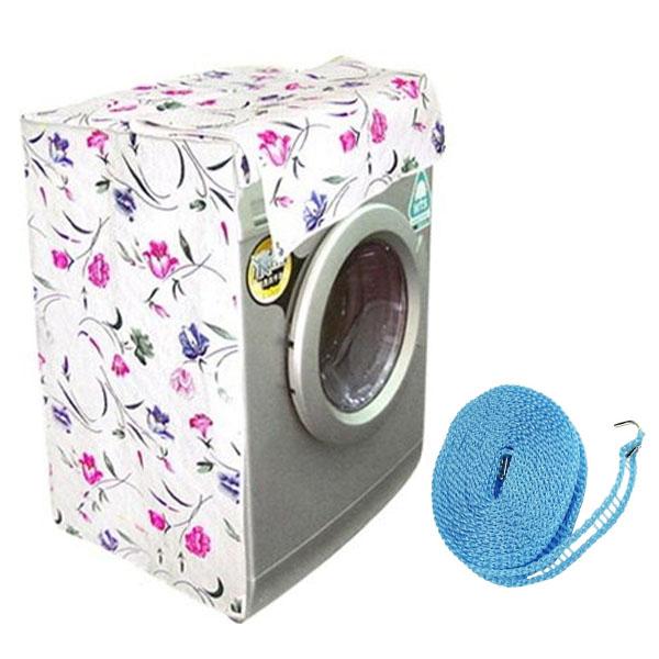 Vỏ bọc máy giặt cửa ngang tặng kèm 1 cuộn dây phơi quần áo - 7413341 , 4203971757348 , 62_15673218 , 200000 , Vo-boc-may-giat-cua-ngang-tang-kem-1-cuon-day-phoi-quan-ao-62_15673218 , tiki.vn , Vỏ bọc máy giặt cửa ngang tặng kèm 1 cuộn dây phơi quần áo
