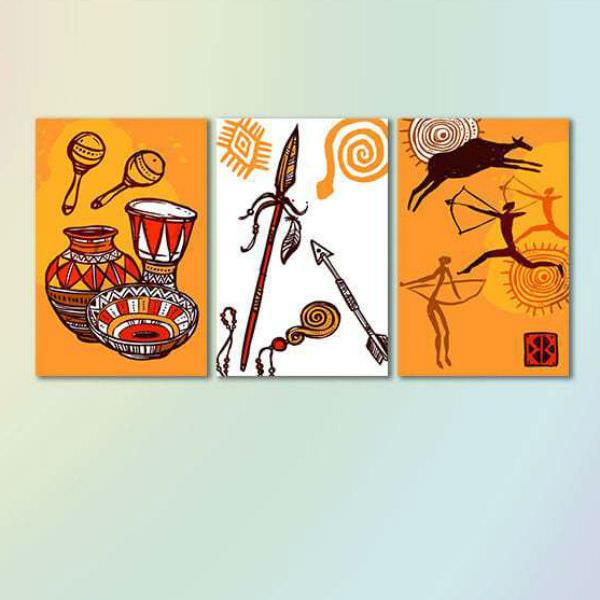 Bộ 3 Tranh Canvas Không Viền Treo Tường Phong Cách Thổ Dân W560 - 1047097 , 2034587816271 , 62_6401205 , 1075000 , Bo-3-Tranh-Canvas-Khong-Vien-Treo-Tuong-Phong-Cach-Tho-Dan-W560-62_6401205 , tiki.vn , Bộ 3 Tranh Canvas Không Viền Treo Tường Phong Cách Thổ Dân W560