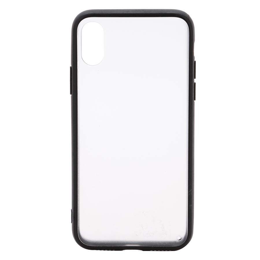 Ốp Lưng Chống Sốc Viền Silicon Dành Cho iPhone X
