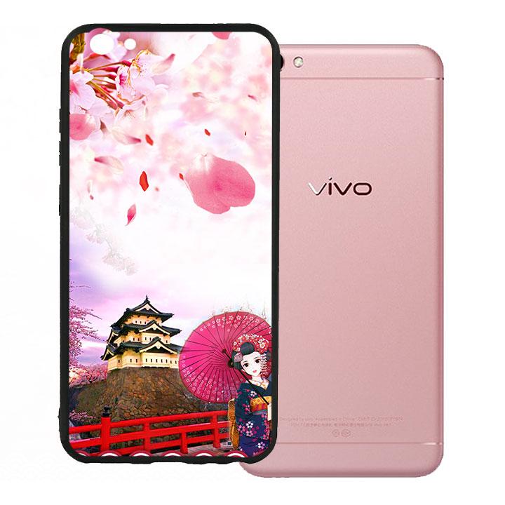 Ốp lưng viền TPU cho Vivo V5 - Nhật Bản