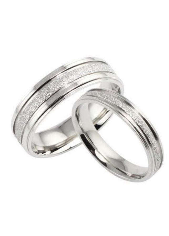 Nhẫn đôi couple inox sang chảnh NC187 - 890750 , 4858259952672 , 62_4301949 , 180000 , Nhan-doi-couple-inox-sang-chanh-NC187-62_4301949 , tiki.vn , Nhẫn đôi couple inox sang chảnh NC187