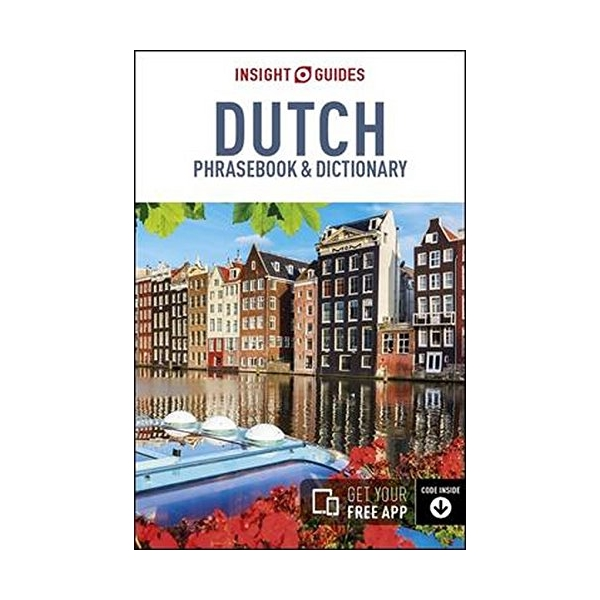 Insight Guides Phrasebook: Dutch