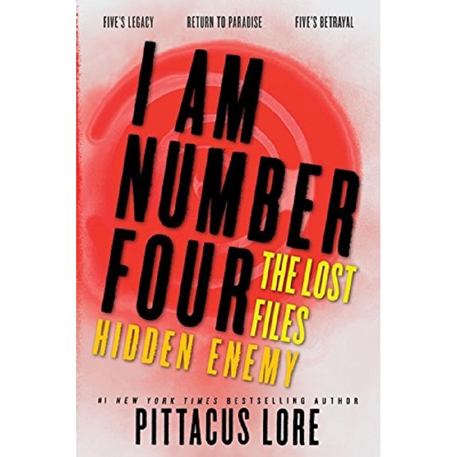 I Am Number Four: The Lost Files: Hidden Enemy (Tôi là số bốn: Các tập tin bị mất: Kẻ thù giấu mặt)