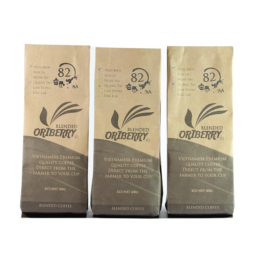 Cà phê nguyên chất Oriberry 82 (bột)