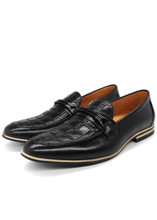 Giày Lười (Mọi) Nam Da Bò - Pettino PL02