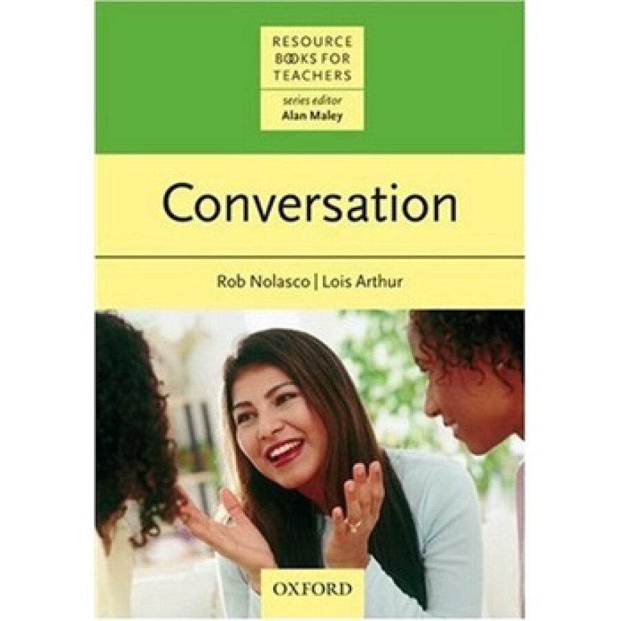 Resource Books for Teachers: Conversation - 1243341 , 4733758006678 , 62_5292057 , 803000 , Resource-Books-for-Teachers-Conversation-62_5292057 , tiki.vn , Resource Books for Teachers: Conversation