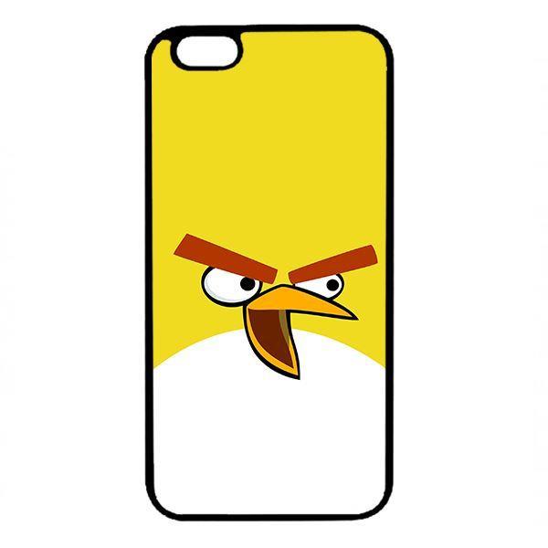 Ốp lưng dành cho điện thoại Iphone 6s Plus Angry Vàng