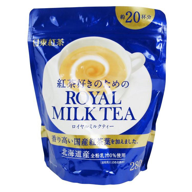 Bột trà sữa Hoàng gia Nittoh 280g