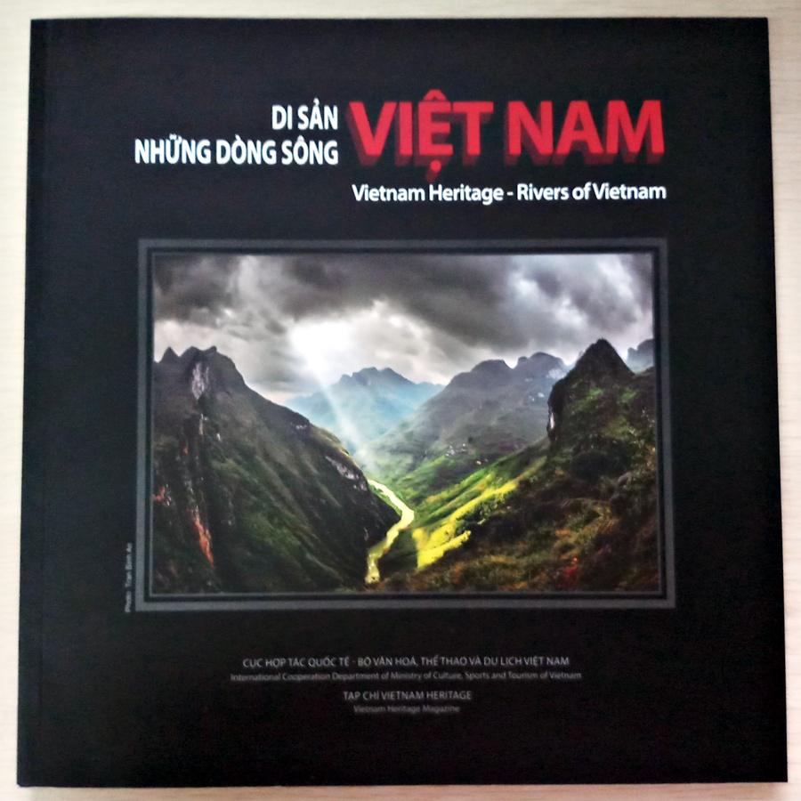 Tuyển tập ảnh Di sản Việt Nam - Những dòng sông Việt Nam
