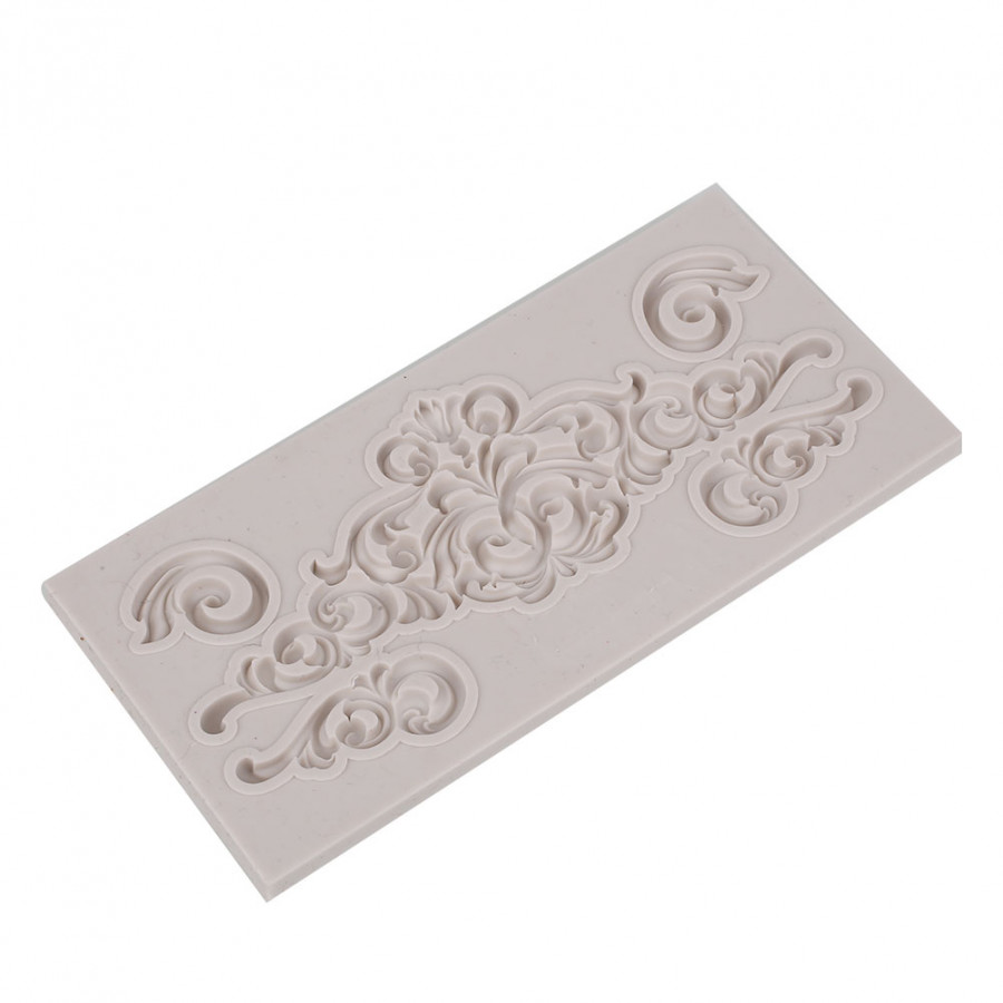 Magic Cake Mold Silicone Mould Baroque Design