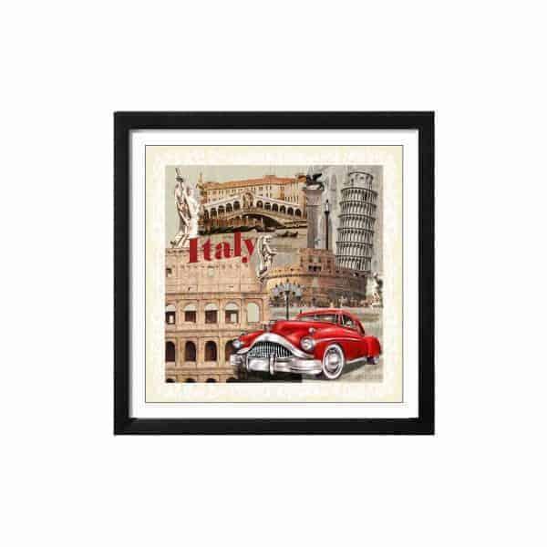 Tranh trang trí in Poster ( không khung ) Italy - 7052318 , 7356760024989 , 62_10335246 , 383000 , Tranh-trang-tri-in-Poster-khong-khung-Italy-62_10335246 , tiki.vn , Tranh trang trí in Poster ( không khung ) Italy