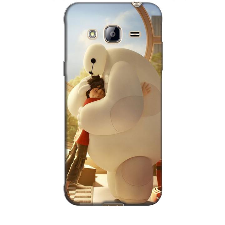 Ốp lưng dành cho điện thoại  SAMSUNG GALAXY J3 hình Big Hero Mẫu 03