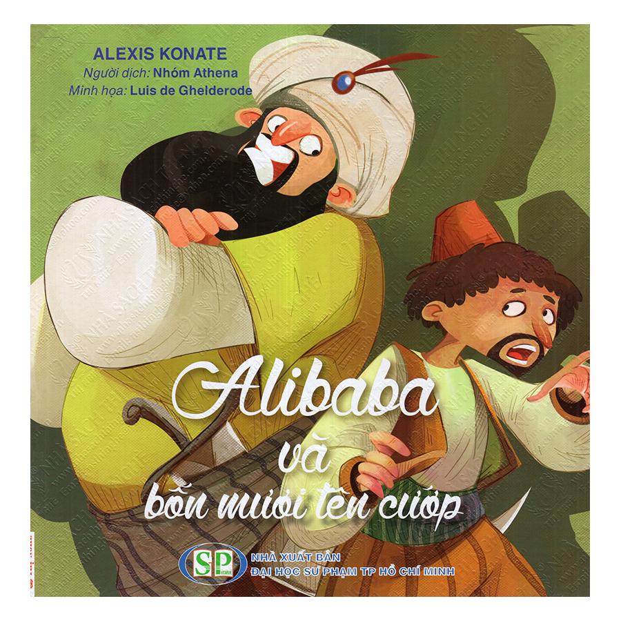 Alibaba Và Bốn Mươi Tên Cướp - 1048796 , 6907062383789 , 62_3526129 , 35000 , Alibaba-Va-Bon-Muoi-Ten-Cuop-62_3526129 , tiki.vn , Alibaba Và Bốn Mươi Tên Cướp