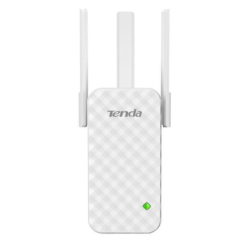 Bộ siêu kích sóng,khuếch đại wifi Tenda 3 ăng ten 300Mbps