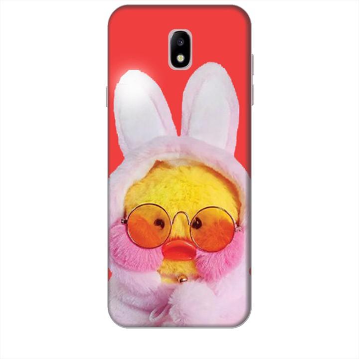 Ốp lưng dành cho điện thoại Samsung Galaxy J7 2017 - J7 Plus - J7 PRO - Vịt Con Dễ Thương Mẫu 3