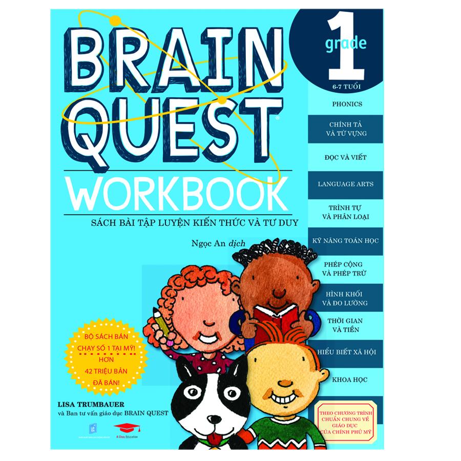 Braint Quest WorkBook - 1