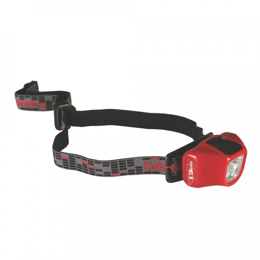 Đèn dây đeo đầu Coleman CHT4 - 2000012752 - Headlamp CHT4 Red  Black