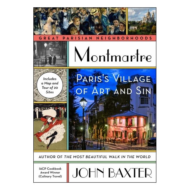Montmartre - 1708001 , 7368725992219 , 62_11862949 , 438000 , Montmartre-62_11862949 , tiki.vn , Montmartre