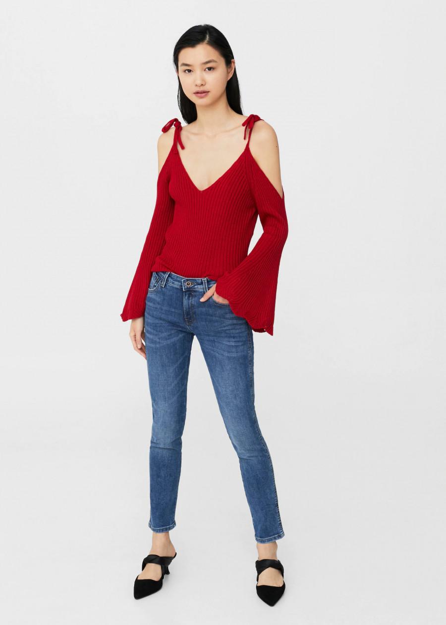 Quần Jeans Nữ Uptown1 Mango 13010495
