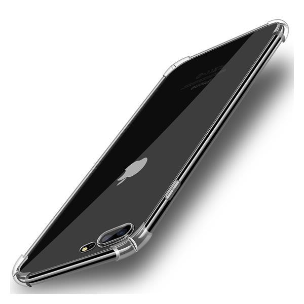 Ốp Lưng Yueke Cho Apple 8/7 - Đen Trong