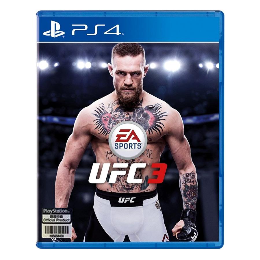 Đĩa Game PlayStation PS4 Sony EA Sports UFC 3 Hệ Asia - Hàng Chính Hãng - 20083330 , 5755782446748 , 62_1537605 , 1408000 , Dia-Game-PlayStation-PS4-Sony-EA-Sports-UFC-3-He-Asia-Hang-Chinh-Hang-62_1537605 , tiki.vn , Đĩa Game PlayStation PS4 Sony EA Sports UFC 3 Hệ Asia - Hàng Chính Hãng