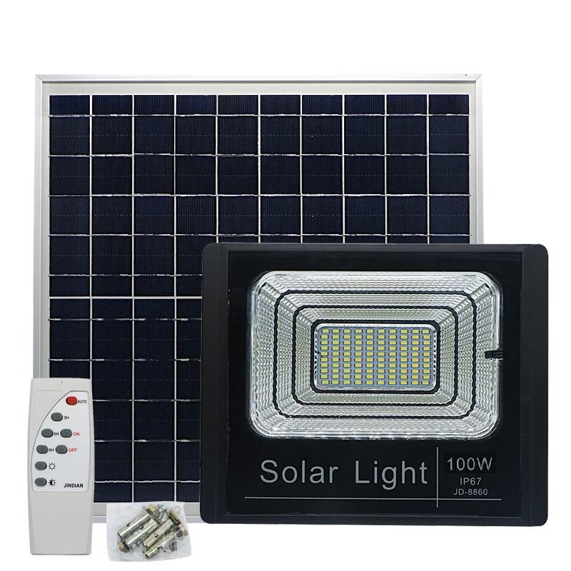 Đèn chiếu sáng năng lượng mặt trời 100W HT458 - 1831747 , 5074153874240 , 62_14329126 , 3540000 , Den-chieu-sang-nang-luong-mat-troi-100W-HT458-62_14329126 , tiki.vn , Đèn chiếu sáng năng lượng mặt trời 100W HT458