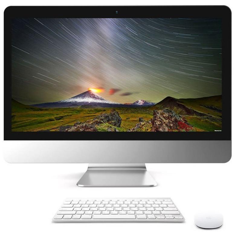 Máy tính All in ONE MCC4141 Home Office Computer CPU i3 4150/Ram4G/SSD120G/22inch - Hàng chính hãng