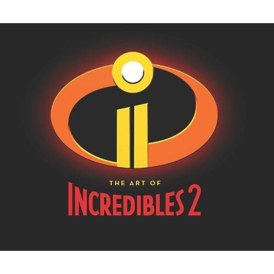 The Art of Incredibles 2 - 1223911 , 6592869860368 , 62_5231043 , 866000 , The-Art-of-Incredibles-2-62_5231043 , tiki.vn , The Art of Incredibles 2