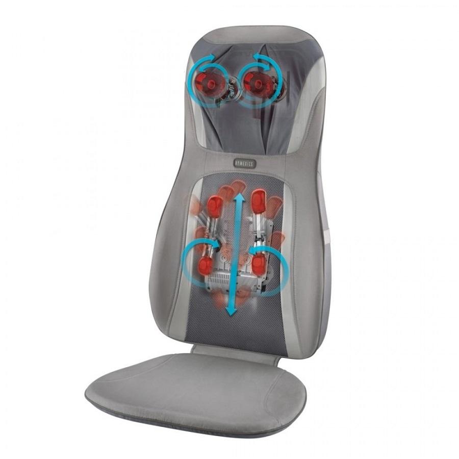 Đệm ghế massage chuyên nghiệp HoMedics MCS-845HJ nhập khẩu chính hãng USA