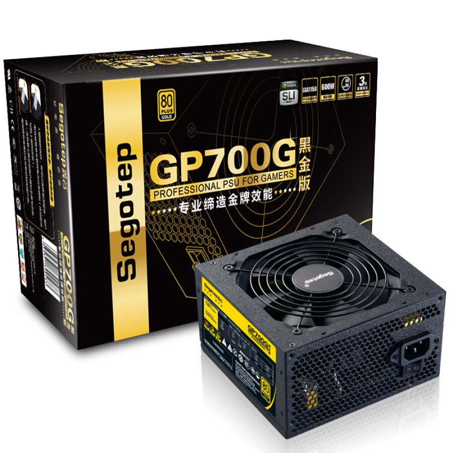 Nguồn Điện Máy Tính Segotep GP700G (6000W) - 996084 , 7810936048389 , 62_5614395 , 1654000 , Nguon-Dien-May-Tinh-Segotep-GP700G-6000W-62_5614395 , tiki.vn , Nguồn Điện Máy Tính Segotep GP700G (6000W)