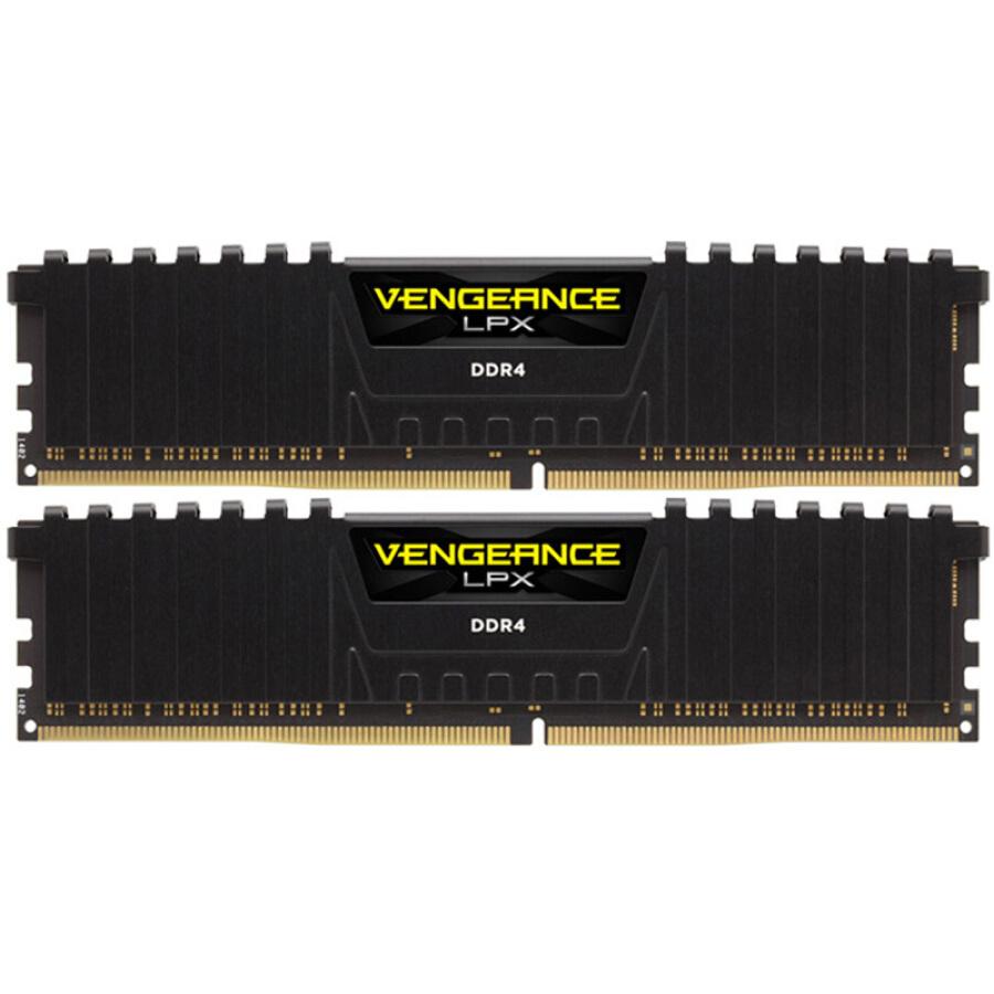 Bộ 2 Thanh RAM Máy Tính USCORSAIR Avenger LPX DDR4 2400 16GB (8Gx2)